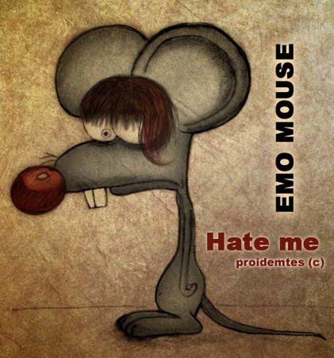 Мышь Эмо